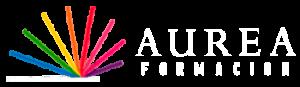 Logo Aureaformacion blanco